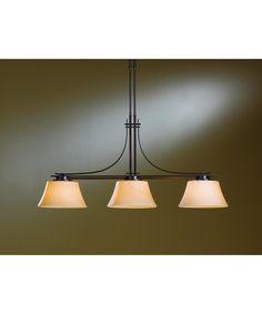 Hubbardton Forge Modern Prairie Energy Smart 42 Inch Island Light | Capitol Lighting 1-800lighting.com