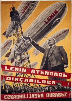 Russian Revolutionary Posters