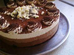 Jordbærkagen: Trois Chocolat