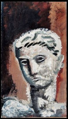 Testa (1941) Mario Sironi