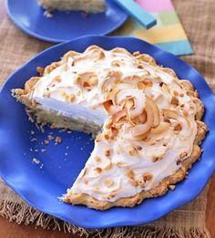 mac nut cream pie @belle andrew