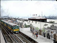 Die guten alten Zeiten.... Historisches Hamburg: http://www.bilderwerk-hamburg.de/category-panorama/hamburg-motive/hamburg-historische-bilder/