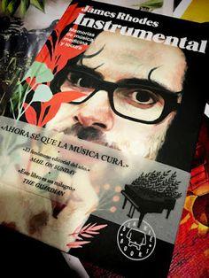 """El blog de Juan Carlos: James Rhodes: """"Instrumental"""""""