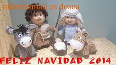 Amigurumi Navidad Nacimiento : Crochet ovejitas amigurumi acompañan a maría josé y a jesus en