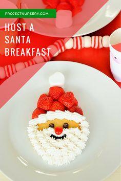 Host a Santa Breakfa