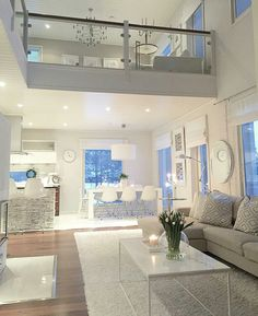 Airy and beautiful layout.