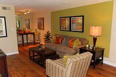Photos of Apartments in Atlanta, GA | The District at Vinings