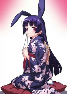 Kuroneko from #Oreimo