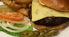 Jalapeno Goose Burgers