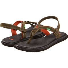 Sanuk - Yoga XYZ  I'm getting these shoes...as soon as I figured out what size I wear.