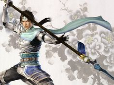 dynasty warriors zhou yun - Google Search
