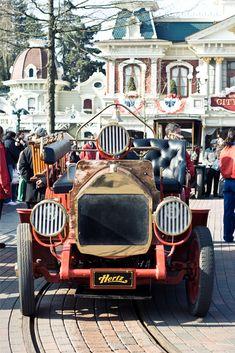 Mickey's car, Main Street USA
