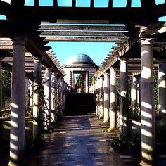 Corridors and Columnades - Hampstead Heath, London, United Kingdom Hampstead Heath, London United, Corridor, United Kingdom, The Unit, Travel, Viajes, England, Destinations