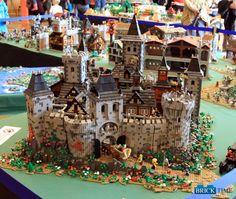Don't Step On the LEGOs — legoloft: 4. Berliner SteineWahn - MOCs...