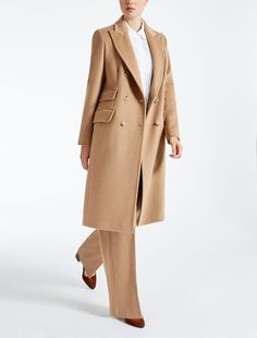 Enter the world of Max Mara: let yourself be won over by the elegance and hand-crafted quality of our collections. Max Mara, Parka, Calf Length Dress, Camel Coat, Daily Look, Coats For Women, Winter Outfits, Career Clothes, Collection