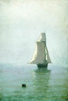 Painting 'Sea with sailing ships' from Arkhip Ivanovich Kuinji - Buy hand painted oil reproduction