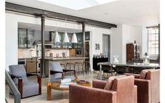 Квартира в Нью-Йорке - бытие определяет сознание