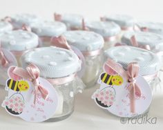 Squarespace - Claim This Domain Welcome baby gifts, pink and white / Baby shower gifts, pink and white Modern Wedding Favors, Soap Wedding Favors, Wedding Candy, Baby Shower Gifts, Baby Gifts, Trousseau Packing, White Baby Showers, Baby Shawer, Welcome Baby