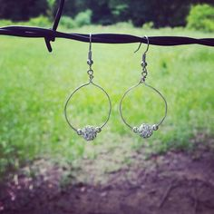 Hey, I found this really awesome Etsy listing at https://www.etsy.com/listing/233444174/sparkly-dangle-hoop-earrings-with-czech