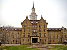 Trans-Allegheny Lunatic Asylum, West Virginia - The 20 Most Haunted Places in the U.S. and U.K.
