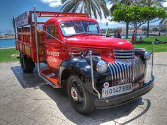 Camioneta Chevrolet 6500 Pais EEUU en Gran Canaria
