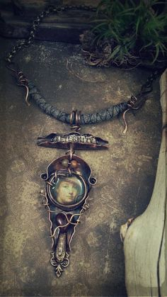 Necklace from Altered Alchemy