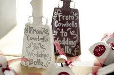Decorate your own, get the blank cowbells at cowbells.com
