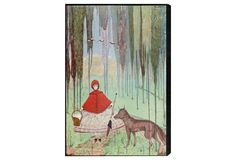 Oliver Gal, Little Red Riding Hood