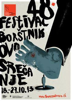 Nenad Cizl, Maribor Theatre Festival, 2013