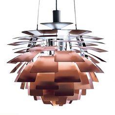 Poul Henningsen Artichoke Lamp - Copper, £ 314.09