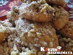 Μελομακάρονα με μπύρα Meat, Chicken, Ethnic Recipes, Blog, Blogging, Cubs