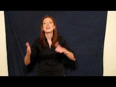 Amazing Grace (My Chains Are Gone) in ASL