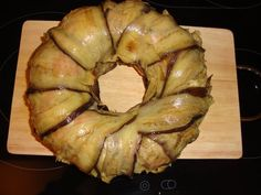 Bucataria cu noroc - Timpal de vinete Tortellini, Risotto, Meat, Pork