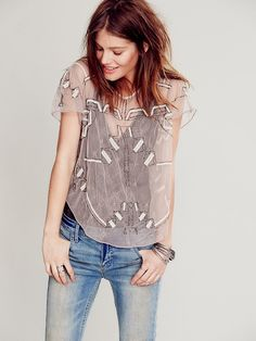 Free People Across Time Top at Free People Clothing Boutique