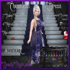 DN Countess Dress AD