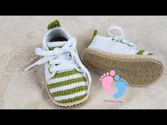 Baby Knitting Patterns, Love Crochet, Knit Crochet, Felt Baby Shoes, Crochet Baby Sandals, Baby Shoes Pattern, Baby Converse, Baby Booties, Cute Shoes