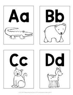 free zoo phonics coloring pages - photo#38