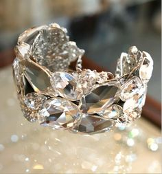Erin Cole cuff #gorgeous #jewelry