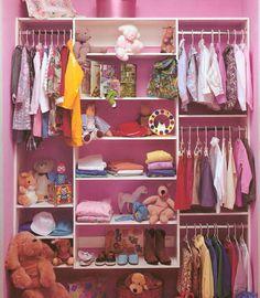 kids closet organization - Bing Images