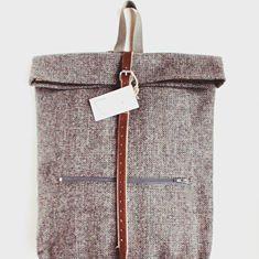 backpack Szczypta eco design