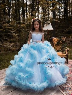 New Arrival Pageant Dresses for Girls Glitz O-Neck Beading Ball Gown Flower Girls Dresses Princess Wedding Gown Vestidos Longo Girls Pageant Dresses, Gowns For Girls, Little Girl Dresses, Ball Dresses, Party Dresses For Girls, Dresses For Children, Kid Dresses, Wedding Dresses For Kids, Girls Dresses Sewing