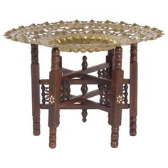Awesome Moroccan Tray Or Coffee Table