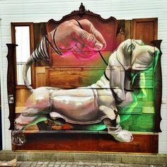 CASE MACLAIM http://www.widewalls.ch/artist/case-maclaim/ #graffiti