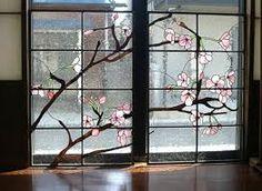ステンドグラス ランプ 桜 - Google 検索