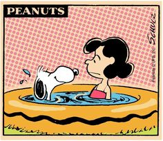 Snoopy & Lucy