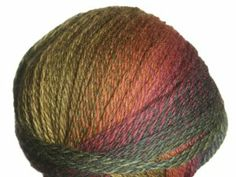 Crystal Palace Sausalito -- fingering weight yarn in a wide spectrum of slowly self-striping, tweedy colorways. machine washable merino /nylon blend
