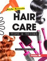 LINKcat Catalog › Details for: Hair care tips & tricks /