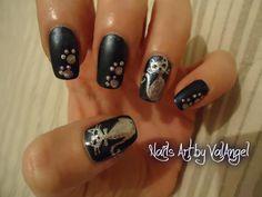ValAngel Nails Art: Nail art Mimi e Oscar Collection