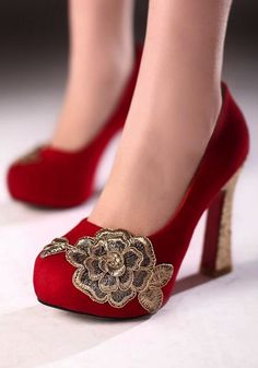 7b65d288cae973 Women s High Heel Thick Heel Round Toe Platform Pumps  shoes  shoesaddict   shoeslover