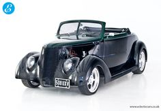 FORD 37 CONVERTIBLE